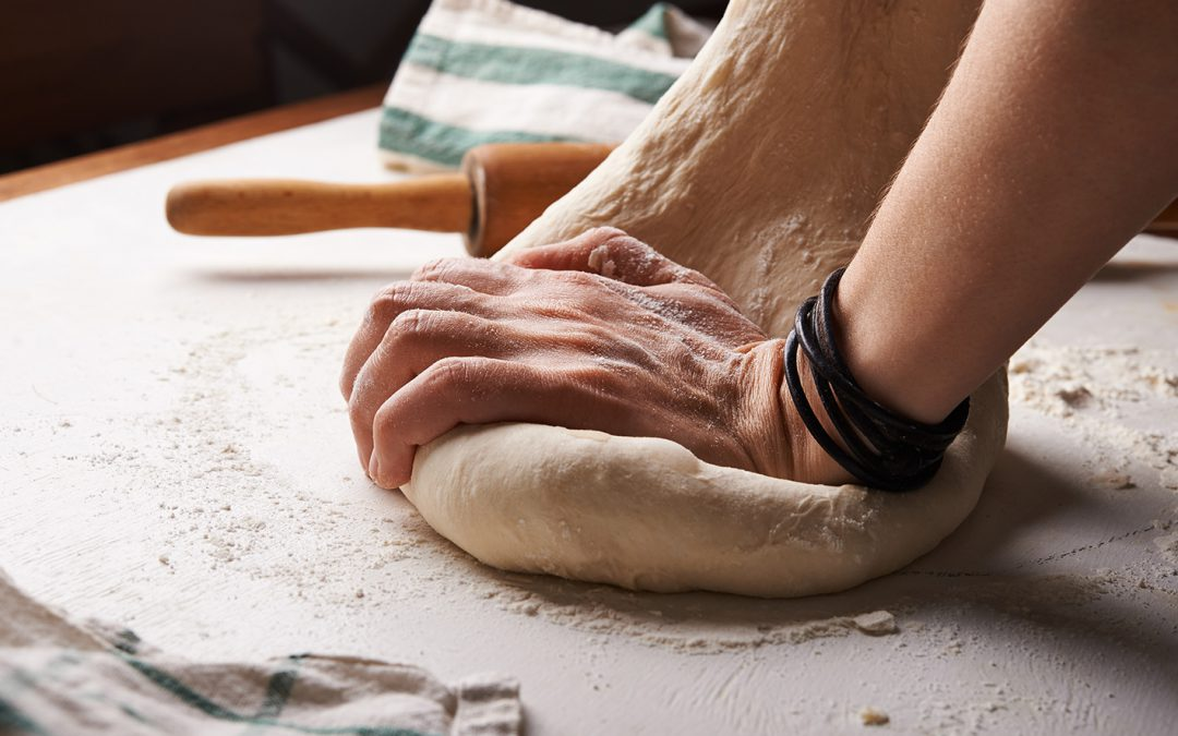 Le pain sans levain…