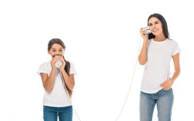 Se développer avec Dieu – La communication