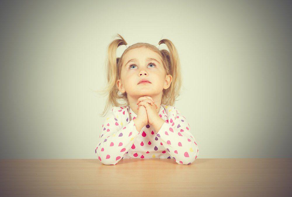 Se développer avec Dieu – le stade enfant
