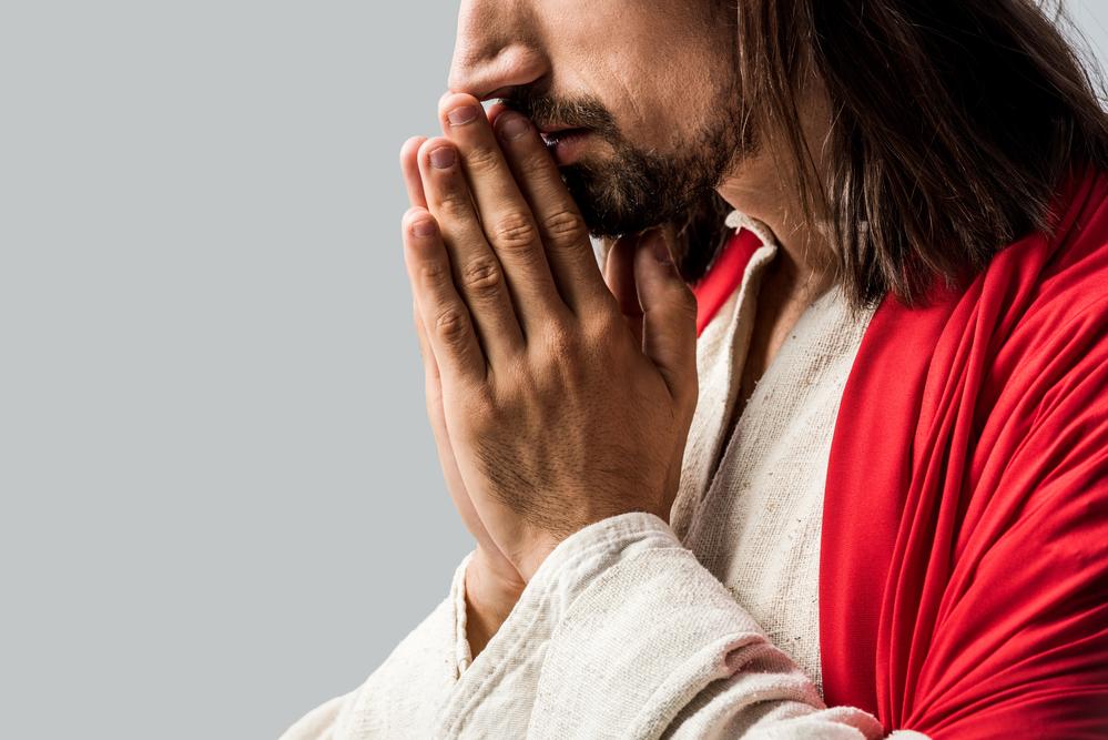 Jésus était aussi un homme – Luc 12.50