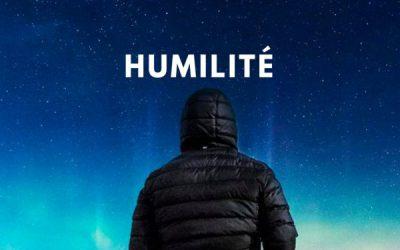 L'humilité est une arme incroyable que Dieu nous donne